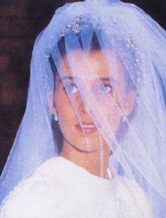 Princesse Rosario of Bulgaria in 1989