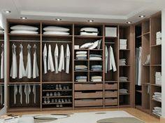 Closet organizer.