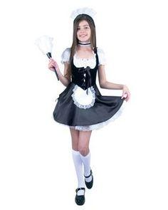 Teen costume goth halloween