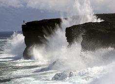 Pico Island, Azores.  Picture: Phillip & Guillaume Plisson/Rex Features