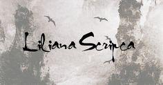 Liliana Scripca | Your calligraphy name