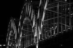 Kansas City Missouri Downtown Airport Bridge