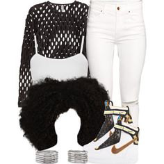 A fashion look from March 2015 featuring short tops, crop tank top and super skinny jeans. Browse and shop related looks.