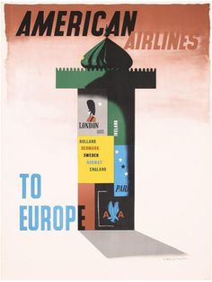 Europe - American Airlines
