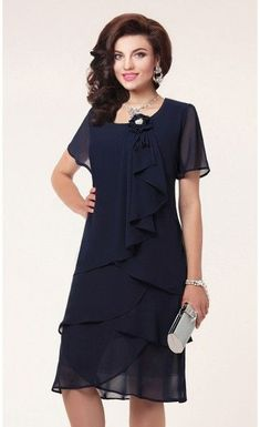 Women S Plus Size Maxi Dresses With Sleeves Product Mother Of Groom Dresses, Dress Plus Size, Girls Dresses, Formal Dresses, Maxi Dresses, Mode Hijab, Dress Picture, Curvy Outfits, Dress Suits