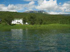 Rundhaug Gjestegård Målselva. Northern Norway.