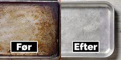 Bageren afslører sit bedste trick til at rengøre bageplader. Newsner giver dig de nyheder som virkelig betyder noget for dig!