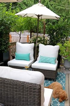 Small Backyard Deck Ideas