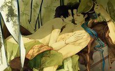 Fantasy Love, Touken Ranbu, Asian Art, Japanese Art, Wattpad, Manga, Artist, Painting, March 3rd