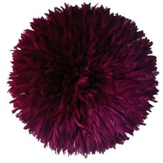 <p>The burgundy JUJU hat reminds one of a beautiful glass of deep red wine. Its dark sultry colours will add a touch of sophistication to your interior whilst being the talking point of any dinner party in your home.</p>  <p>In Stock Mid March 2014</p> $175.00