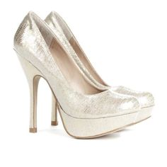 ISO Sole Society iridescent metallic pumps I bought these a few years ago from Sole Society but have worn them out and now they are completely falling apart. I am looking for a new pair because these are my absolute favorite pair of heels! They are an iridescent metallic cream color round toe pump with a little bit of a faux crocodile texture to them. Please help!!! Sole Society Shoes Heels