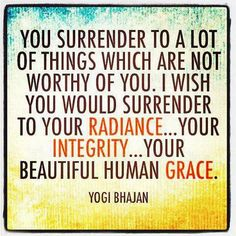 Meaning we give too much of ourselves away to people and things that are not worthy of our time. When we value ourselves, and when we know our worth by knowing our inner radiance, walking in integrity, and knowing the beautiful God given grace that's on our lives...we will think twice about allowing people to use and mistreat us.