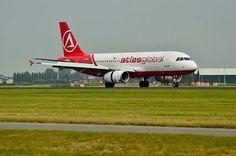 Atlasglobal Airbus Airbus A321 TC-ATE