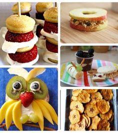 Recetas para niños: 5 recetas con frutas fáciles y divertidas
