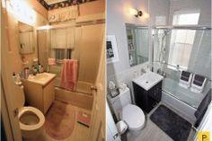 Правильный дизайн ванной комнаты (11 фото)
