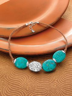 Lots of turquoise for spring & summer. Visit mysilpada/leann.babcock
