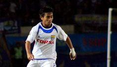 Gelandang M Taufik Berharap Persib Bandung Terus Menang di IIC 2014