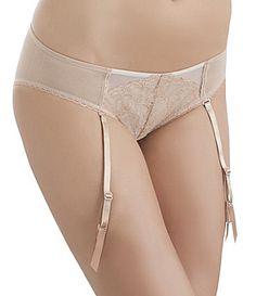 Wacoal Retro Chic Garter Panty #Dillards