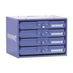 Sweet Sliding drawer parts cases Kincrome-Multi-Storage-Case-Set-4-Drawer-System-K7612