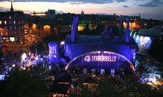 Udderbelly Festival 2013, Southbank