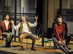 Nemico del popolo di Ibsen al Teatro Sala Umberto