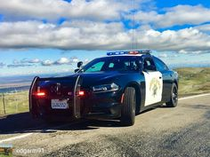 CHP 2016 Dodge Charger