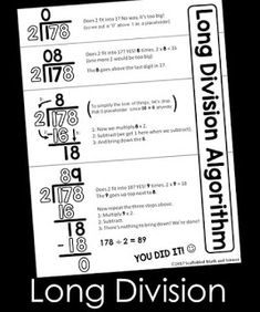 A collection free math cheat sheet pdf printables that can be given to students for their math notebooks or enlarged into anchor charts. Math Resources, Math Activities, Math Games, Math Cheat Sheet, Cheat Sheets, Math Word Walls, Fifth Grade Math, Third Grade, Math Graphic Organizers