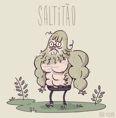 #saltitao #skipp #regularshow #apenasumshow #ilustracao #Fanart #cartoonetwork