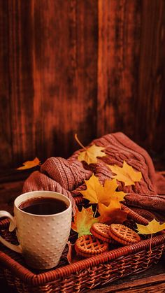 """""""Every leaf speaks bliss to me, fluttering from the autumn tree. Free Android Wallpaper, Iphone Wallpaper, Autumn Cozy, Autumn Fall, Autumn Coffee, Autumn Scenery, Autumn Aesthetic, Fall Wallpaper, Autumn Photography"""