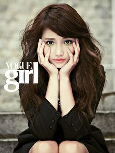 In next month's Vogue Girl Korea, Monstar's Ha Yeon Soo is styled eclecticly, as eclectic as the Soho district in Hong Kong, where her pictorial took place. Korean Beauty, Asian Beauty, Girl Korea, Female Character Inspiration, Girls Magazine, Asian Celebrities, Celebs, Fancy Hairstyles, Hairstyle Ideas