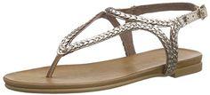 Inuovo 6216 Damen T-Spangen Sandalen mit Keilabsatz - http://on-line-kaufen.de/inuovo/inuovo-6216-damen-t-spangen-sandalen-mit