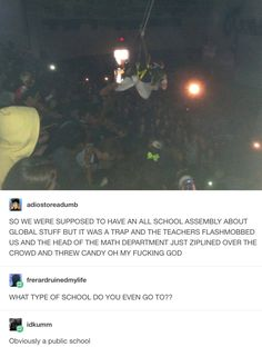 23 Of The Funniest Things To Ever Happen At School, According To Tumblr