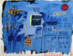 "Original Edition Giclee on premium paper, 2012. Paper Size: 18"" x 24."" Unsigned & unnumbered. Published by Artestar. Excellent Condition; never framed or matted. JEAN-MICHEL BASQUIAT (1960-1988) New Y"