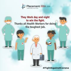 We would like to express our deep gratitude to all those Health Workers and staff who are doing their duty on frontline to fight hard against the Deepest Gratitude, Job Portal, Part Time Jobs, Job Opening, Trending Topics, Faith In Humanity, Job Search, Infographic, Career