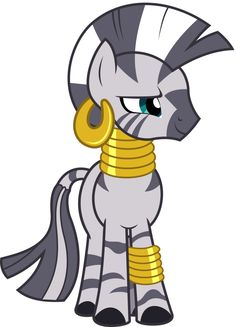Confident Zecora by BaumkuchenPony on DeviantArt My Little Pony Characters, Mlp Characters, Fictional Characters, Nightmare Night, My Lil Pony, Little Poney, Disney And More, My Little Pony Friendship, Zebras