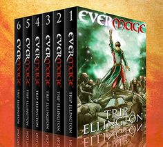 EverMage - The Complete Series A Fantasy Novel