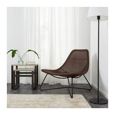 RÅDVIKEN Armchair IKEA Furniture made of natural fiber is lightweight, yet sturdy and durable.