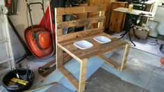 Old Pallet Project