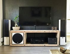 Be good to your speakers this Christmas and treat yourself with a DIY hi-fi rack like @j4nnikh4nsen. - - #dalizenzor5 #dalispeakers #zensor5 #dalizensor #dalisube12f #denon #sube12f #dalisub #homemadefurniture #tvrack #hifisystem #homeaudio #stereosystem #loudspeakers #woodworks #audiosystem #stereospeaker #homesystem #speakersystem #hifisound #hifiaudio #soundquality #qualitysound #soundsystem #woodenfurniture #audiophile #musicmatters #loveformusic