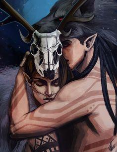 Солас,DA персонажи,Dragon Age,фэндомы,Инквизитор (DA)
