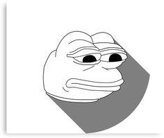 Pepe Material White Fanart