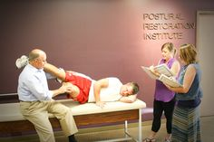 Postural Restoration Institute I would like to take the Myokinematic Restoration course