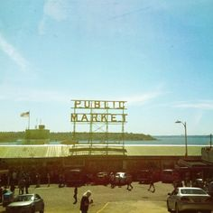 Best place to be on a sunny Seattle day.