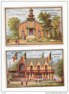 Vecchi Documenti > Cromolitografia & Immagini / exposition 1878 - Delcampe.net