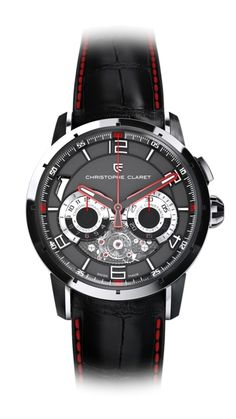 KANTHAROS | Traditional Complications Watches | Collections | Christophe Claret