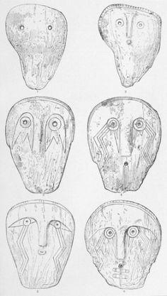 Ancient Native American Marine shell wheeping eye masks. Artifacts. Indian Artifacts, Native American Artifacts, Native American History, Ancient Artifacts, Native American Indians, Magic Symbols, Aboriginal Artists, Eye Masks, American Indian Art