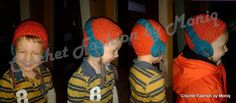 Crochet fashion by Moniq: Himalaya Everyday Big