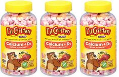 Lil Critters Calcium Gummy Bears with Vitamin ZfOYq D3 150 Count 3 Pack >>> Be sure to check out this awesome product.