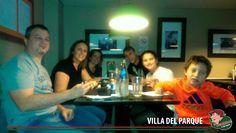 Así comenzó el Domingo en Lo de Carlitos Villa del Parque!