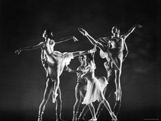 Antony Blum and Kay Mazzo in New York City Ballet Production of Dances at a Gathering by Gjon Mili Gjon Mili, Ballet Companies, Wall Art Prints, Poster Prints, City Ballet, Frames For Canvas Paintings, Affordable Wall Art, Cool Posters, Book Design